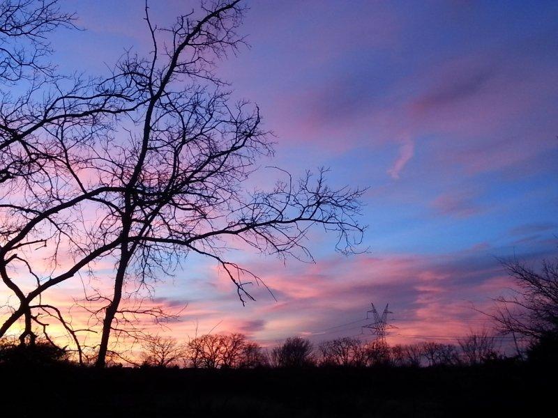 God's palette of colors