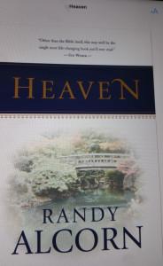 Randy Alcorn's Heaven book