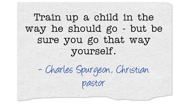 Pastor Charles Spurgeon