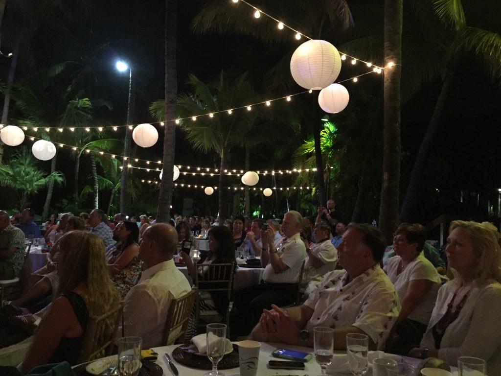 delicious buffet at the Atlantis resort