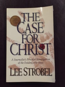 The movie The Case For Christ