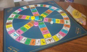 Trivial Pursuit game