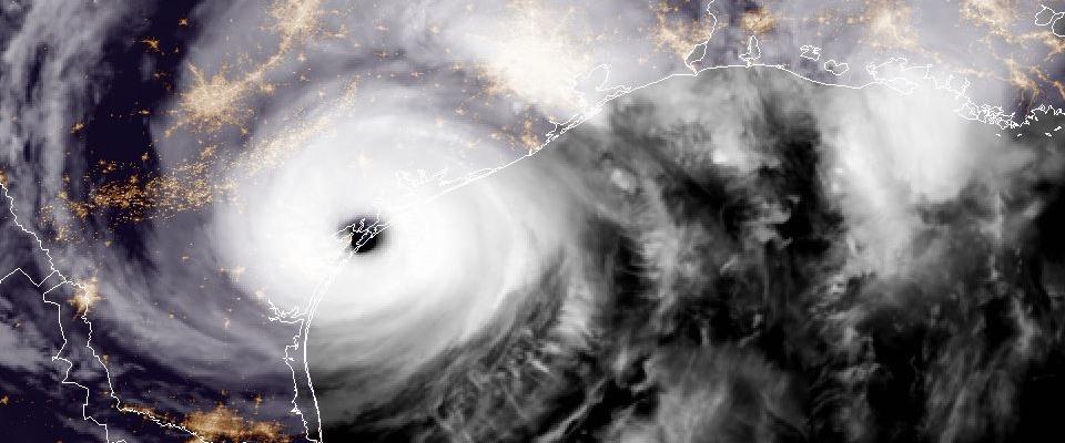 Catastrophic flood in Houston