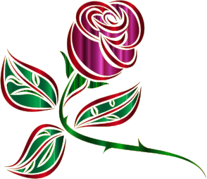 rose for the fallen